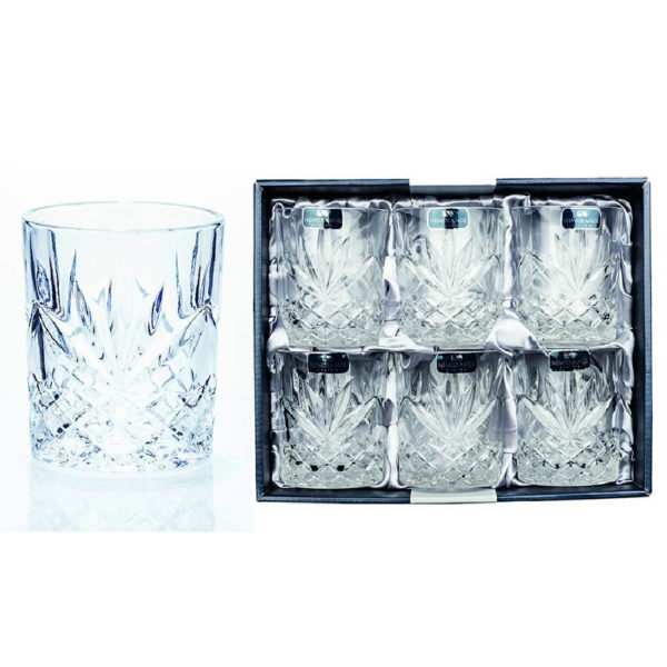 Byrnes Gifts And Furniture Adare Whiskey Glass